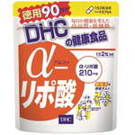 DHC 90日 α-リポ酸 180粒